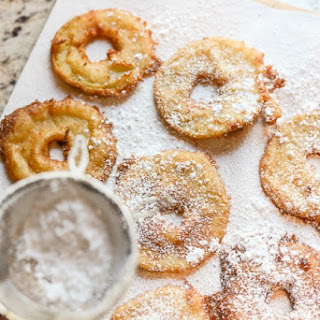Apple Fritters Tutorial, the Perfect Fall Treat