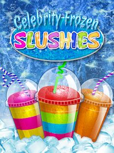 Celebrity Frozen Slushies FREE