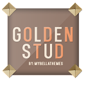 Golden Stud Go Launcher icon