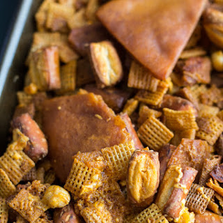 Buffalo Cheddar Chex Mix.