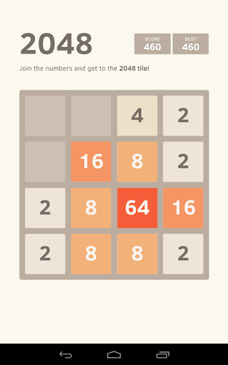 2048 Tile - Number Merge Fun