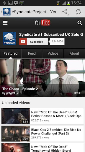 The Syndicate Project Pro