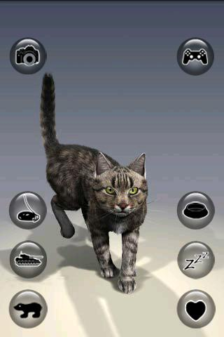 Talking Reality Cat - screenshot