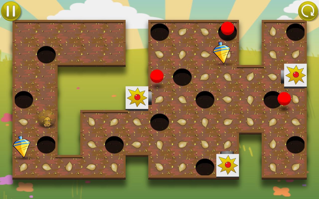 Hamster Chase - screenshot