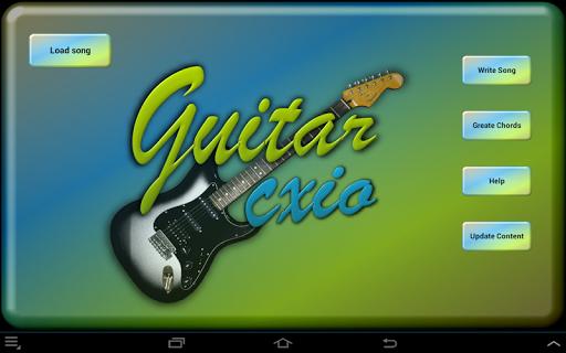 Guitar CXIO
