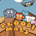 Floodimals (ad-free) icon
