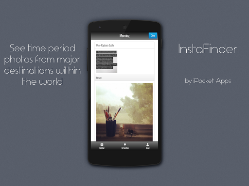 Insta Finder - People near you