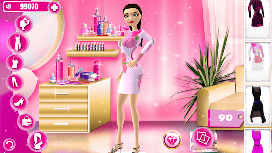 Top Model Dress Up  Hair Salon  screenshot thumbnail. Top Model Dress Up  Hair Salon   Android Apps on Google Play