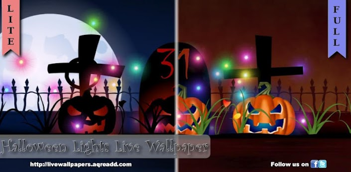 When You Installs Halloween World Does Not Install A Live Wallpaper That Lives Inside Your Device Furthermore Can Share Cards Easily
