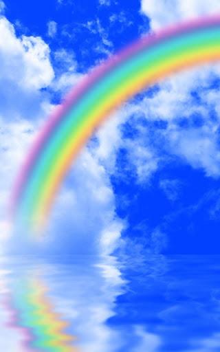 彩虹動態壁紙