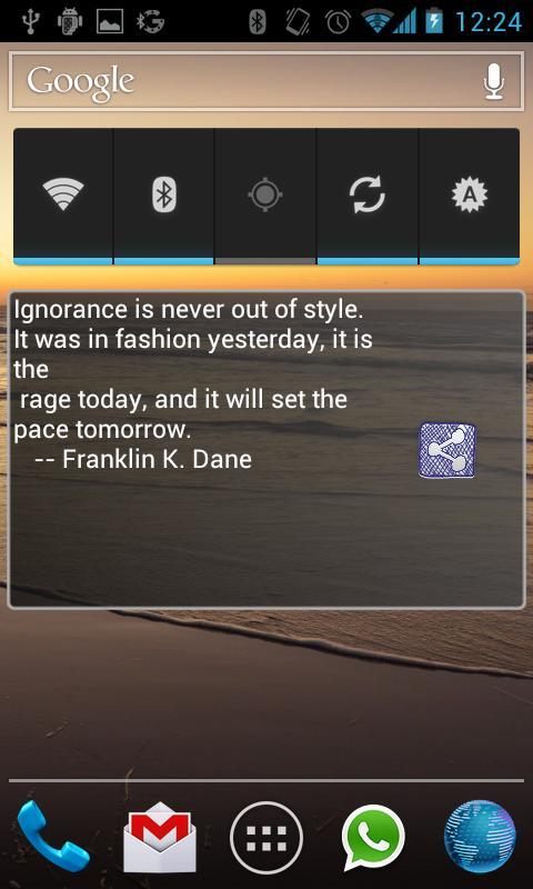 Fortune Motd- screenshot