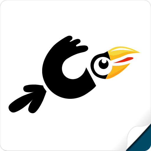 Simply Crow-Shopping Discovery LOGO-APP點子