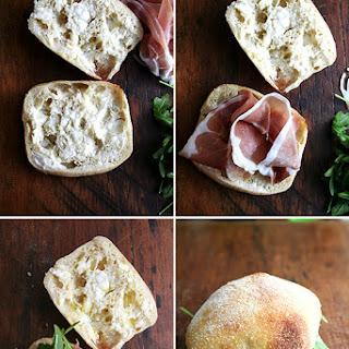 Three Fats Sandwich
