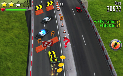Reckless Getaway Free Screenshot 9