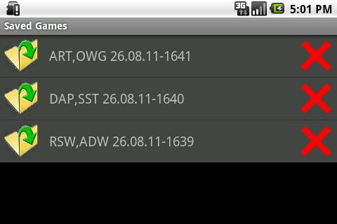 Cricket Scorepad Lite- screenshot