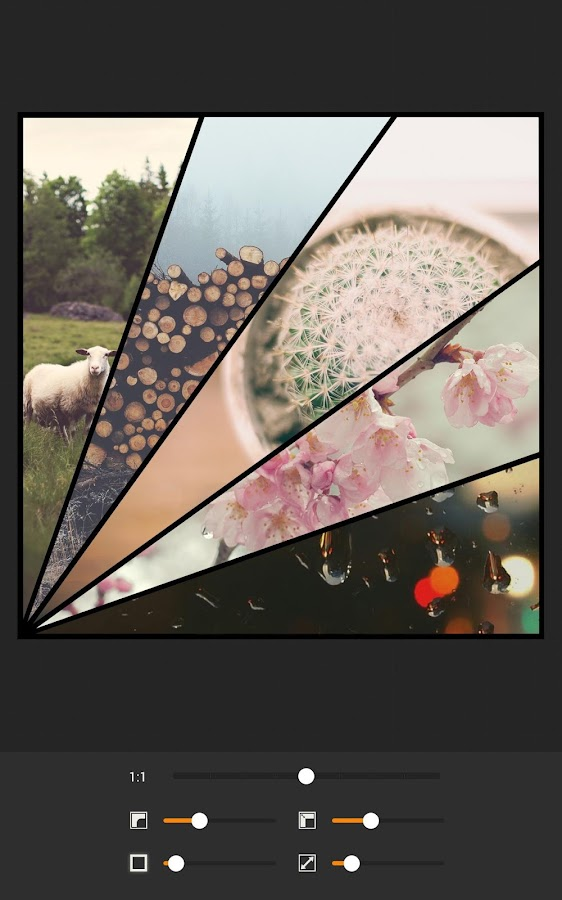 Moldiv - Collage Photo Editor- screenshot