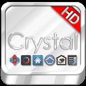 Crystal APEX ADW NOVA HD Theme