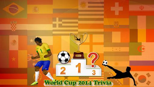 World Cup Trivia 2014