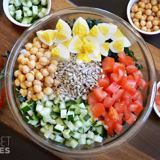 Chopped Kale Salad.