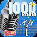 1000+ Radio icon