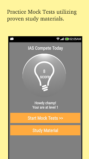 IAS Compete Today- Mock Tests