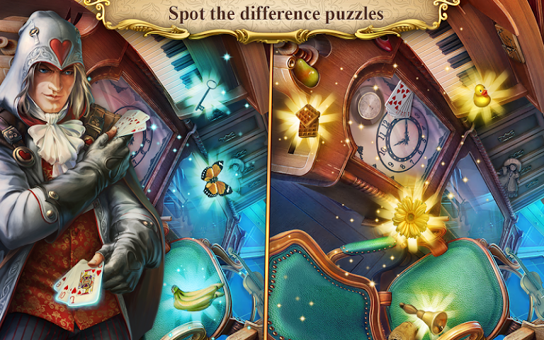 android Alice in the Mirrors of Albion Screenshot 9