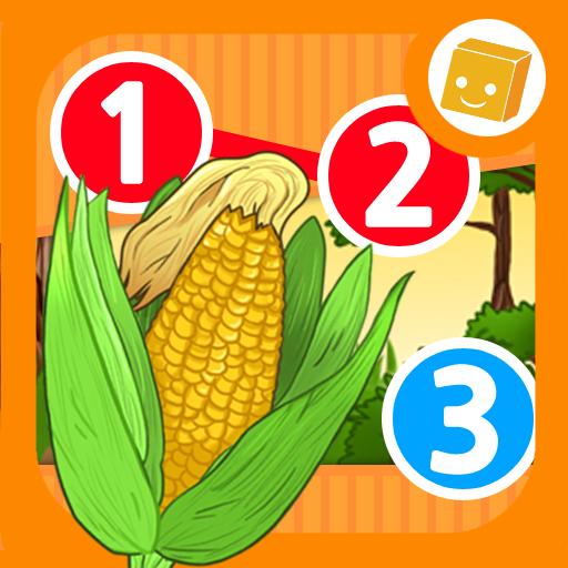 KidsLink蔬菜 LOGO-APP點子