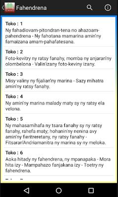 Ny Baiboly Masina - screenshot