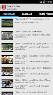 Děčín- screenshot thumbnail