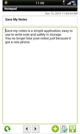 【免費生產應用App】Save My Notes-APP點子