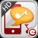 遠傳鈴聲館HD icon