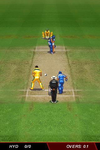 Pepsi T20 Cricket - screenshot