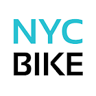 NYC Bike Map Offline icon