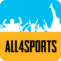 All4Sports Odds and Livescore icon