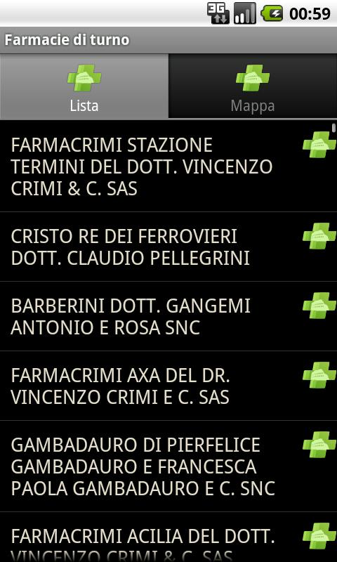 Farmacie di Turno - Roma- screenshot