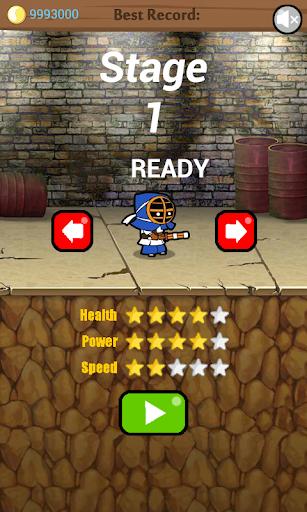 Ninja Kung Fu Hero