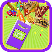 Kids Meal Maker FREE