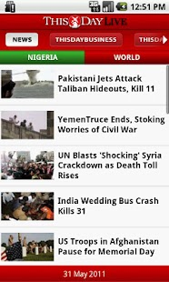 THISDAY Live - screenshot thumbnail