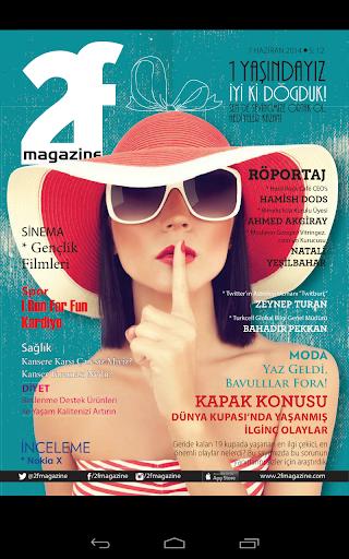 2f Magazine