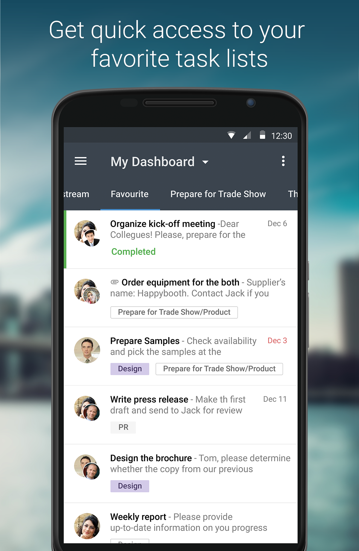 Wrike - Project Management screenshot #2