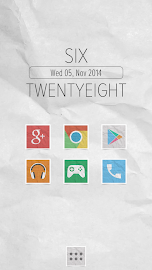 Paper - Icon Pack Screenshot 2