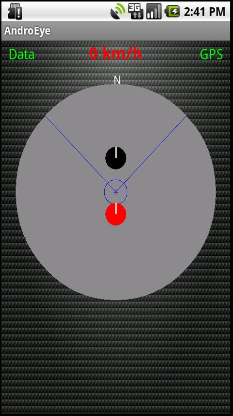 AndroEye, Speed Camera Warner- screenshot
