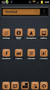Free Burnt Leather Preview- screenshot thumbnail