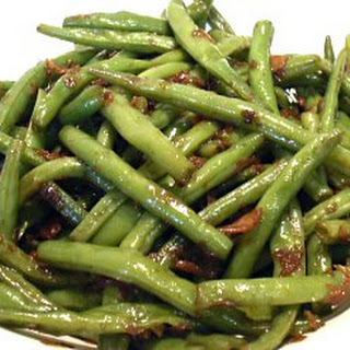 SHERRIE'S CHINESE STIR FRIED GREEN BEANS