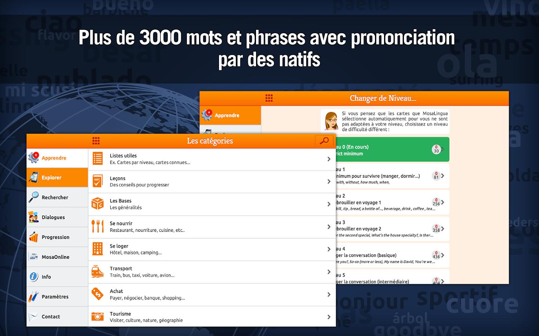 Apprendre l'Anglais - screenshot