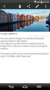 TypeNote - note / folder - screenshot thumbnail
