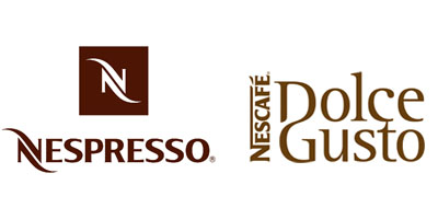 Diferencias entre Nescafe Dolce Gusto y Nestle Nespresso
