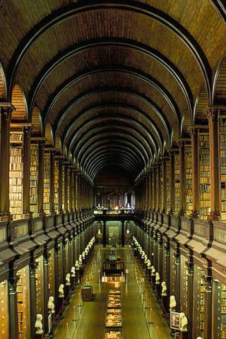 圖書館拼圖