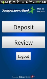 Mobile Deposit - screenshot thumbnail