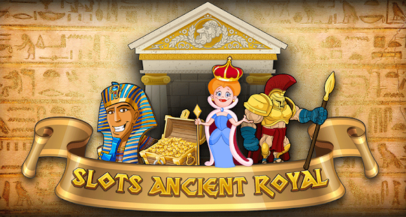 Slot Ancient Royal